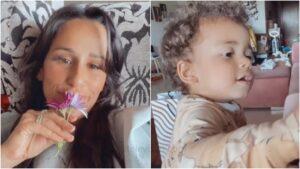 Rita Pereira Momento Amoroso Filho Lono