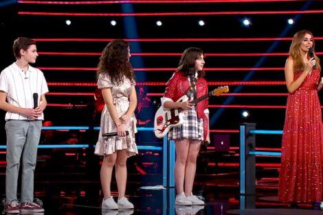 The Voice Kids Lagrimas Aplausos