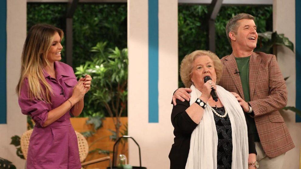 Amélia Pereira, Casa Feliz, João Baião, Diana Chaves