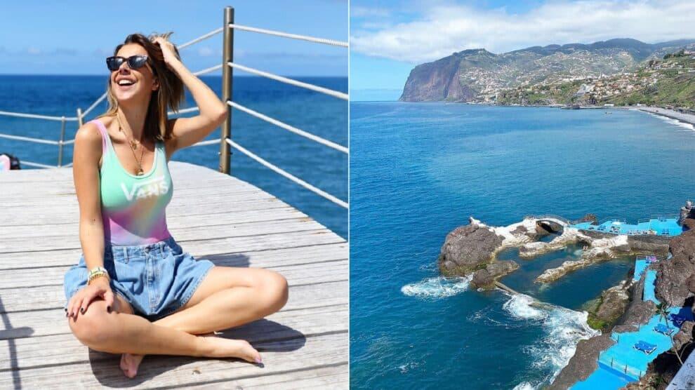 Ana Garcia Martins, A Pipoca Mais Doce, Madeira