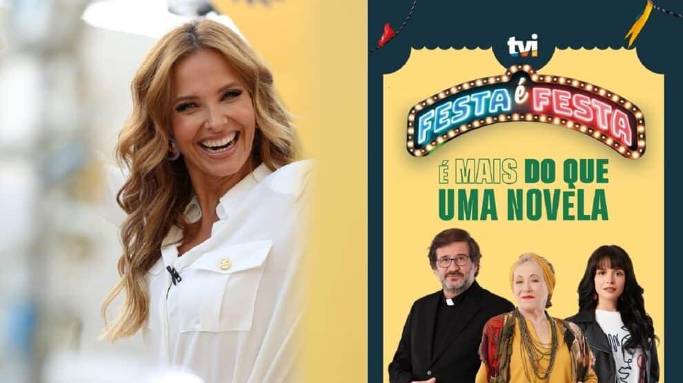 Audiências, Cristina Ferreira, Festa É Festa, Sic, Tvi