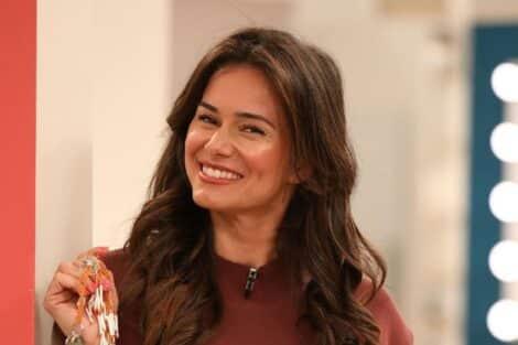 Claudia Vieira, Estamos Em Casa, Casa Feliz