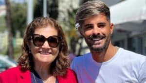 Dolores Aveiro, Rui Pedro Figueiredo