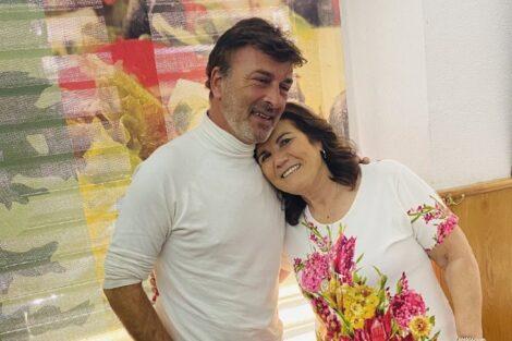 Dolores Aveiro, Tony Carreira