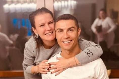 Elma Aveiro, Cristiano Ronaldo