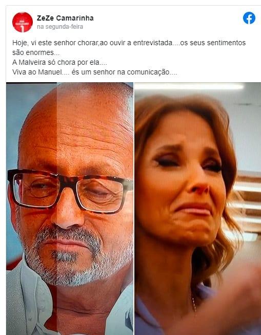 Manuel Luís Goucha, Cristina Ferreira