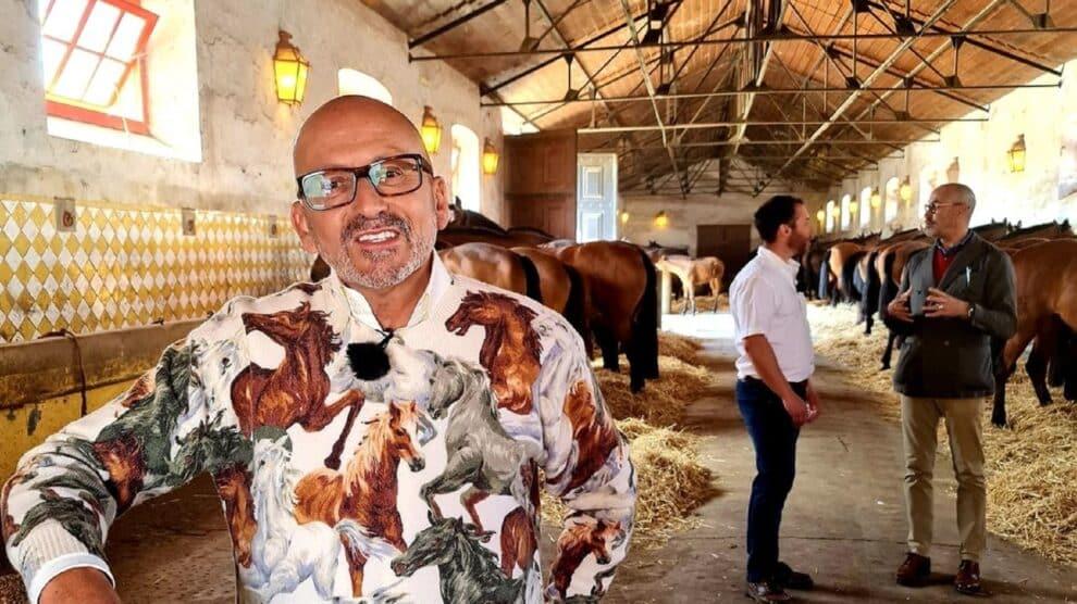 Manuel Luís Goucha, Histórias De Cavalos, Tvi
