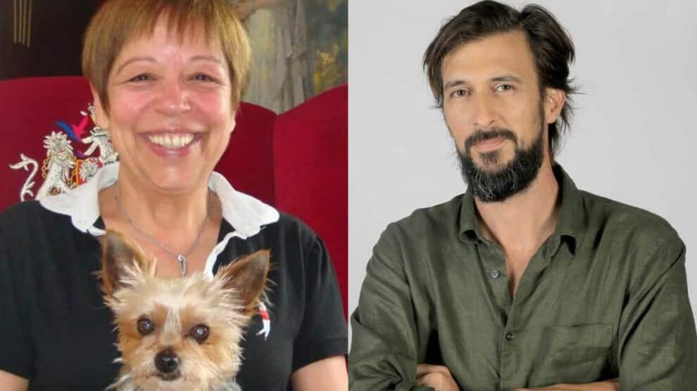 Maria Vieira, Bruno Nogueira