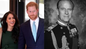 Meghan, Harry, Duque De Edimburgo