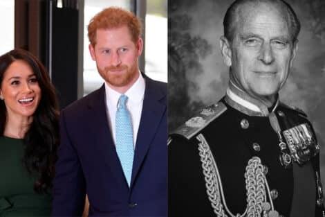 Meghan Markle, Príncipe Harry, Príncipe Duque De Edimburgo