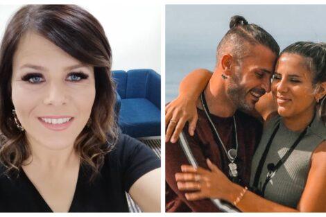Noelia Bruno Savate Joana Big Brother