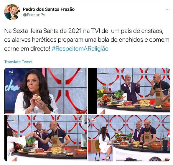 Pedro Dos Santos Frazão, Arrasa, Goucha