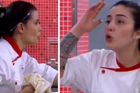 Rafaela, Cândida, Hell'S Kitchen, Sic