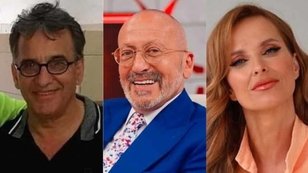 Zezé Camarinha, Manuel Luís Goucha, Cristina Ferreira