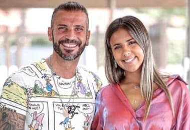 Bruno Savate, Joana Albuquerque, Big Brother