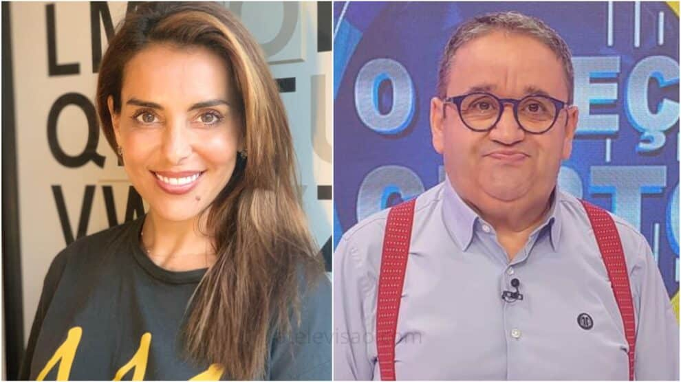 Catarina Furtado, Fernando Mendes