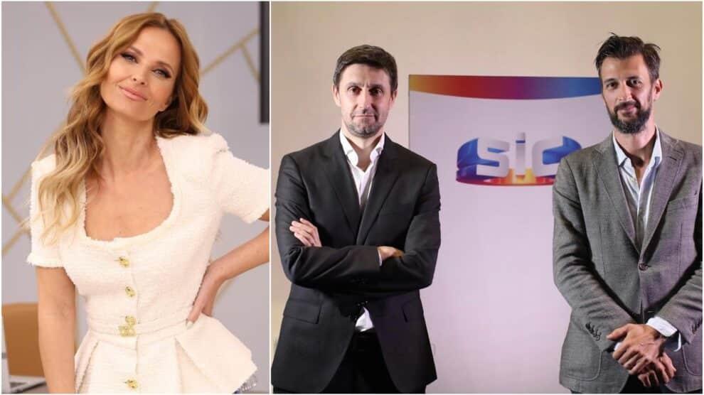 Cristina Ferreira Tvi, Daniel Oliveira, Bruno Nogueira Sic