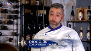 Diogo, Hell'S Kitchen