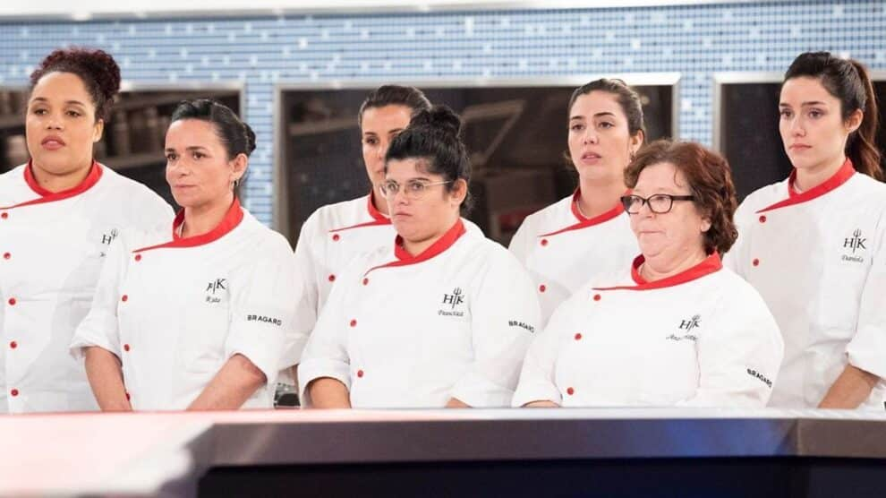 Equipa Mulheres, Hell'S Kitchen