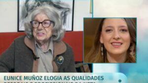 Eunice Muñoz, Lídia Muñoz