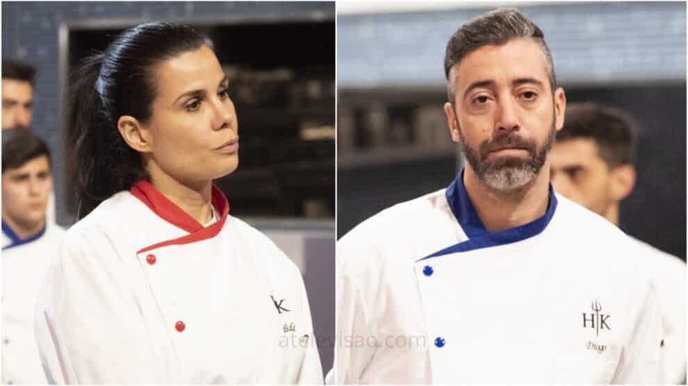 Hell'S Kitchen, Cândida, Diogo