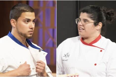 Hell'S Kitchen, Rafael, Francisca