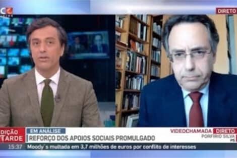 Miguel Ribeiro, Porfírio Silva