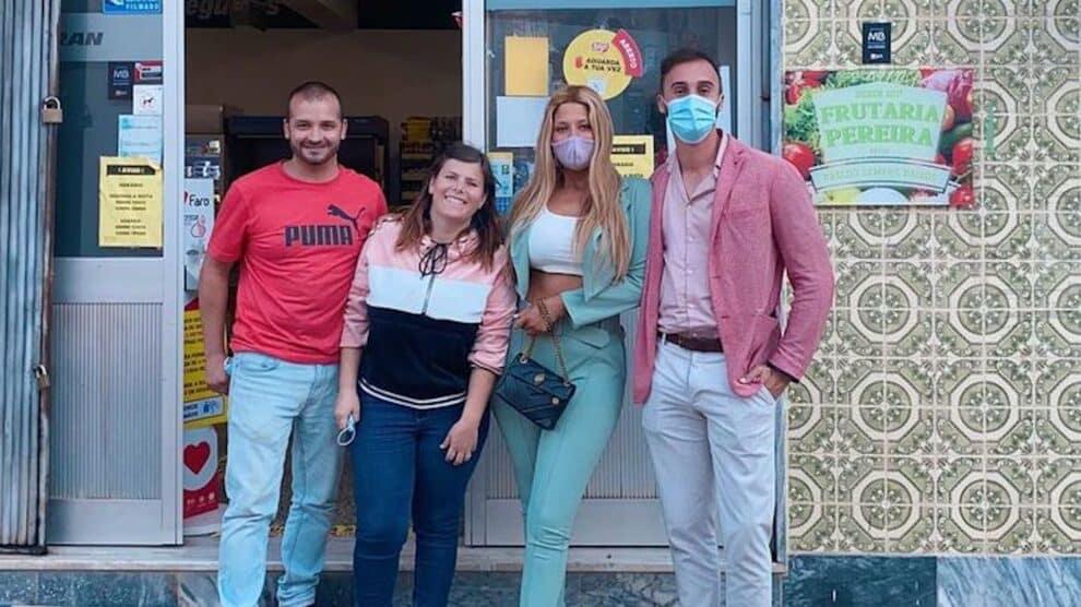 Noélia, Soraia Moreira, Daniel Guerreiro, Big Brother