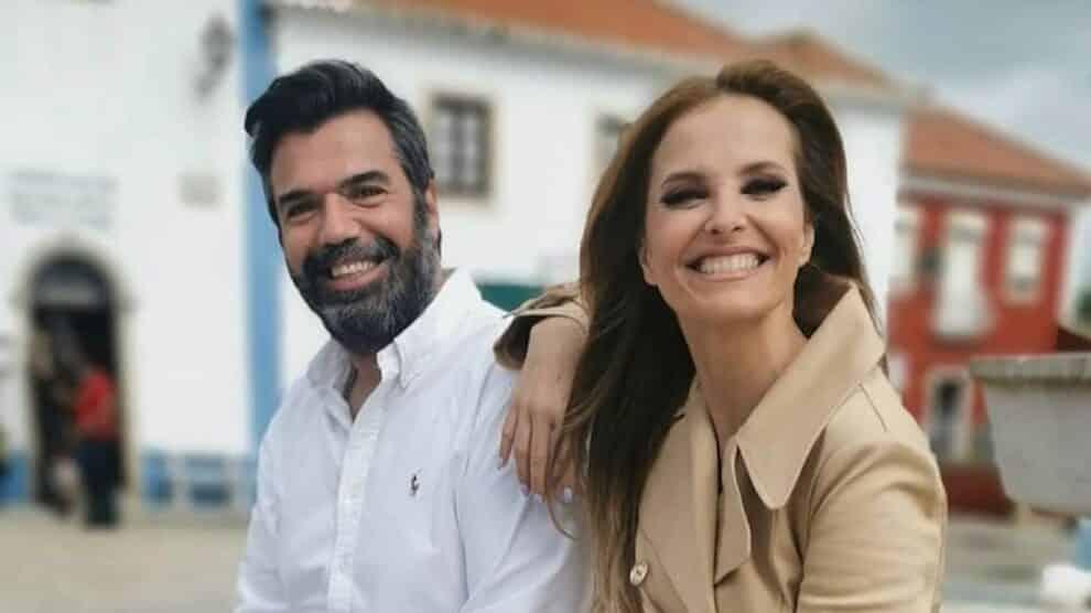 Roberto Pereira, Cristina Ferreira