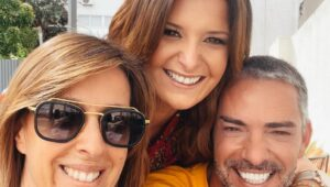 Ana Marques, Maria Botelho Moniz, Cláudio Ramos
