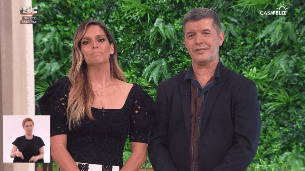Casa Feliz, Maria João Abreu, Diana Chaves, João Baião