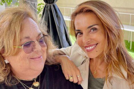 Catarina Furtado, Helena Furtado, Mãe