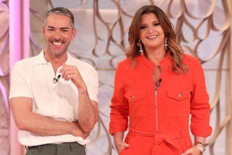 Claudio Ramos, Maria Botelho Moniz, Dois As 10, Tvi