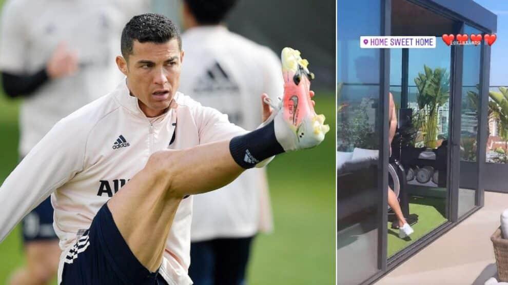 Cristiano Ronaldo, Marquise