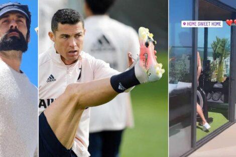 Cristiano Ronaldo, Marquise, Raminhos