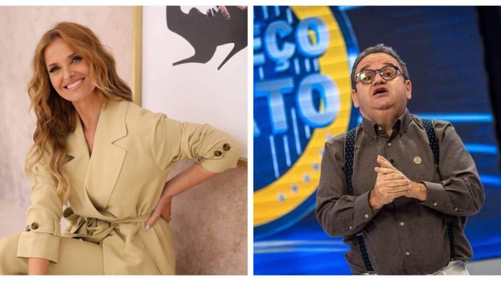 Cristina Ferreira Fernando Mendes