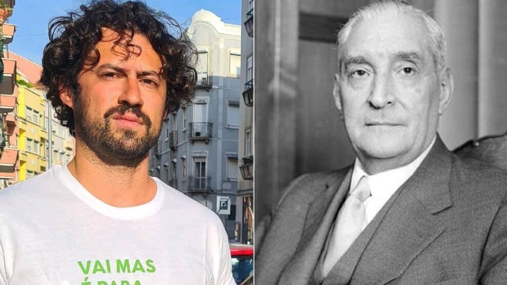Diogo Faro, António De Oliveira Salazar