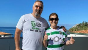Dolores Aveiro, José Andrade, Sporting Cp