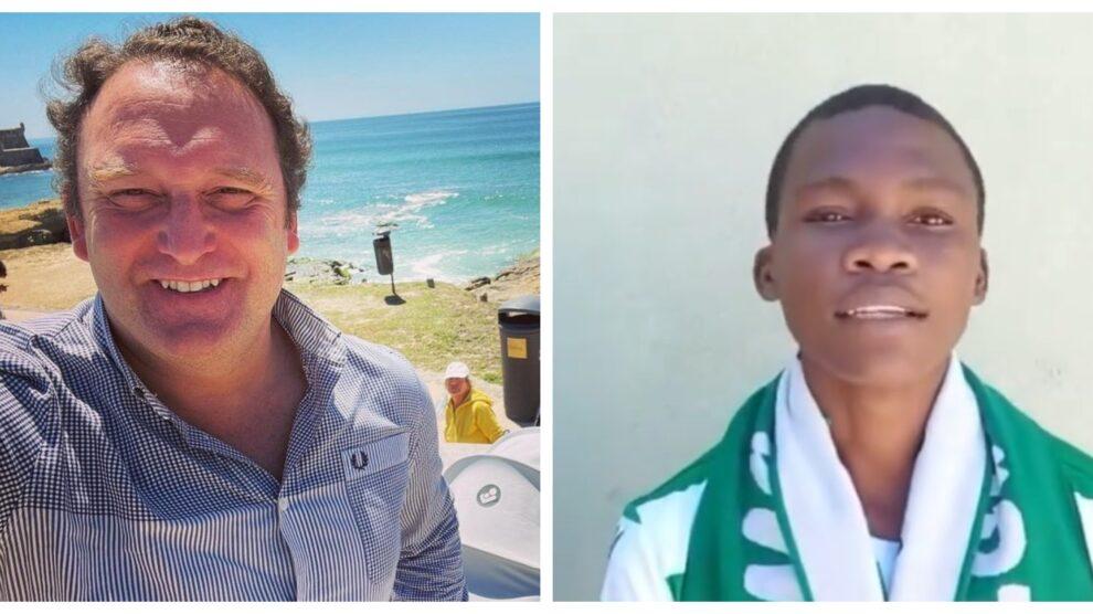 Eduardo Madeira Jovem Mocambique