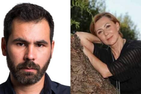 Guilherme Duarte, Maria João Abreu