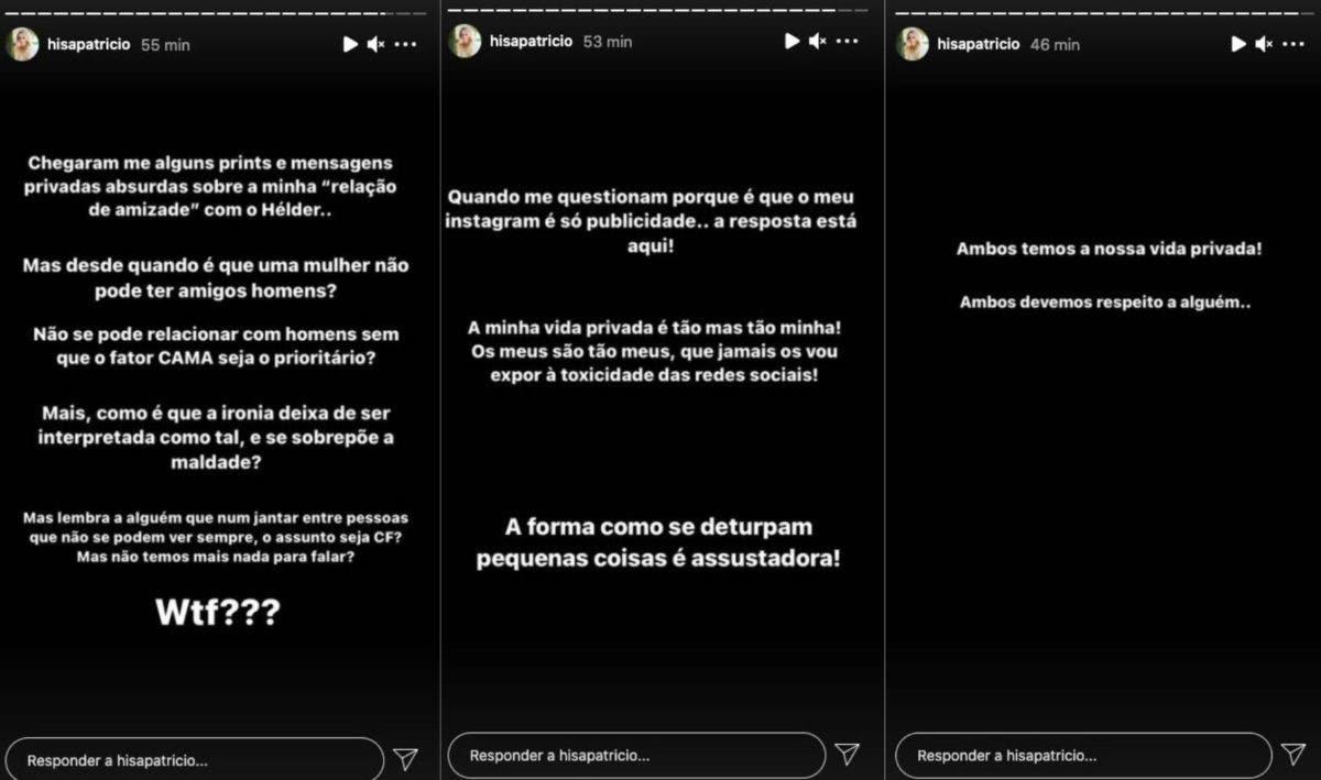 Helena Isabel, Big Brother, Instagram