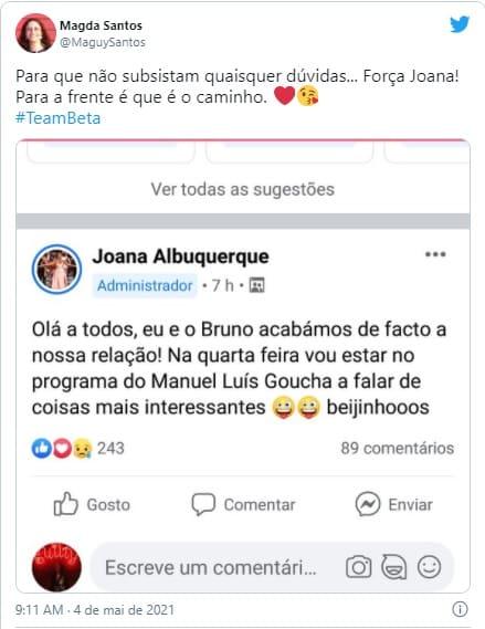 Joana Albuquerque Bruno Savate