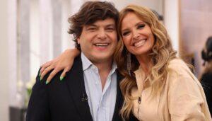 João Espírito Santo, Cristina Ferreira