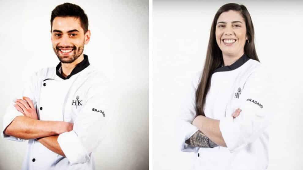 Joao Parreira, Rafaela Rodrigues, Sic, Hell'S Kitchen