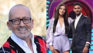 Manuel Luís Goucha, Jéssica Nogueira, Gonçalo Quinaz