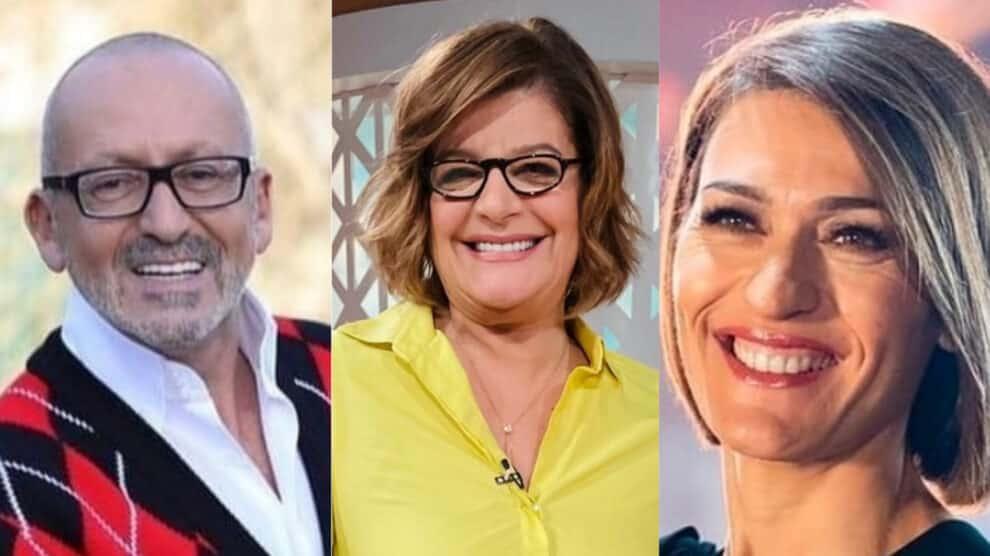 Manuel Luís Goucha, Júlia Pinheiro, Fátima Lopes