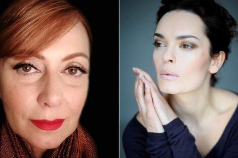 Maria João Abreu, Melânia Gomes