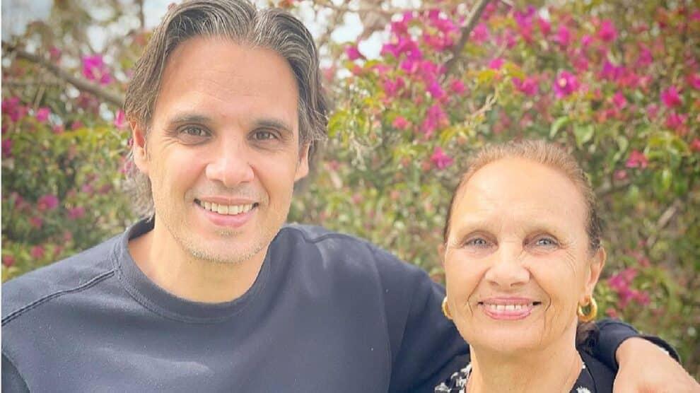 Nuno Gomes, Mãe De Nuno Gomes, Conceição Ribeiro