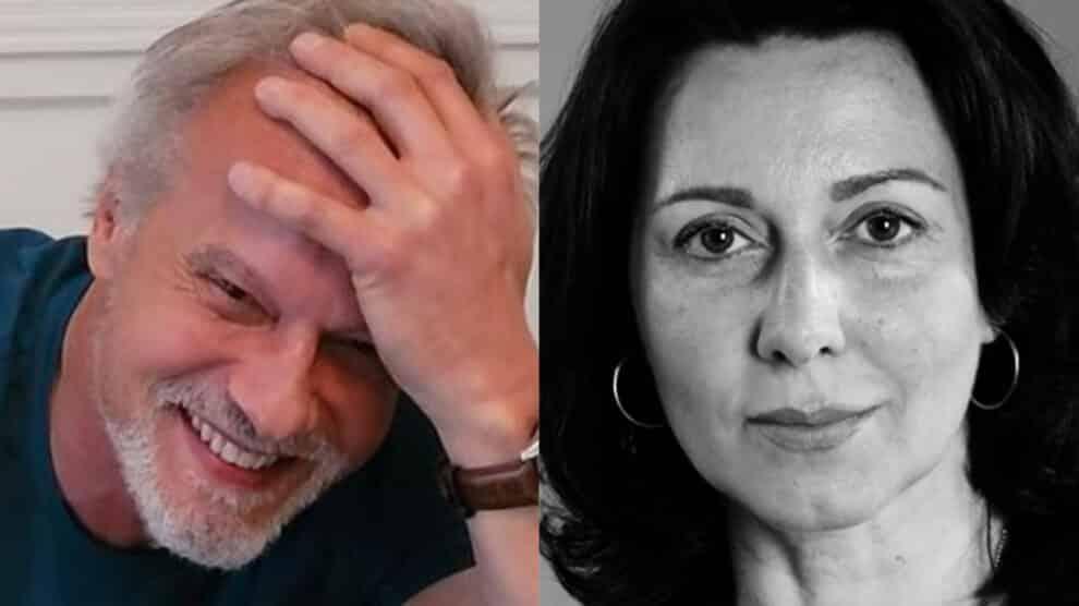 Ricardo Carriço, Maria João Abreu