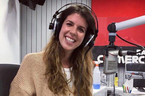 Rita Rugeroni, Rádio Comercial